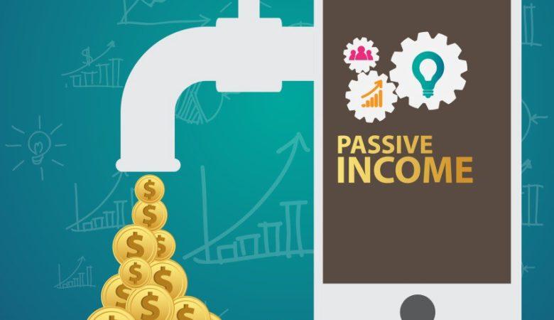 Passive Income: Income while you sleep